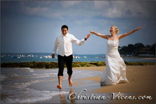 Photographe mariage - Christian Vicens Photographe - photo 10