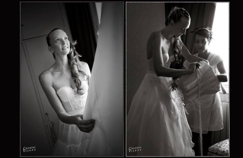 Photographe mariage - Christian Vicens Photographe - photo 7