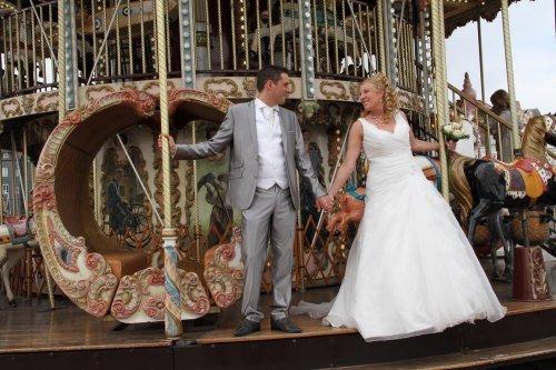 Photographe mariage -  STUDIO PHOTO La�titia LIMARE - photo 8