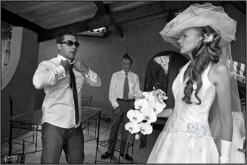 Photographe mariage - Christian Vicens Photographe - photo 17