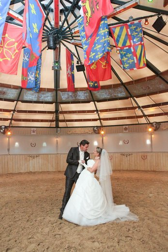 Photographe mariage - C.Jourdan photographe camargue - photo 16