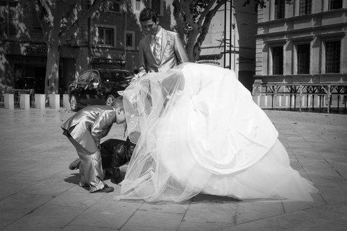 Photographe mariage - C.Jourdan photographe camargue - photo 14